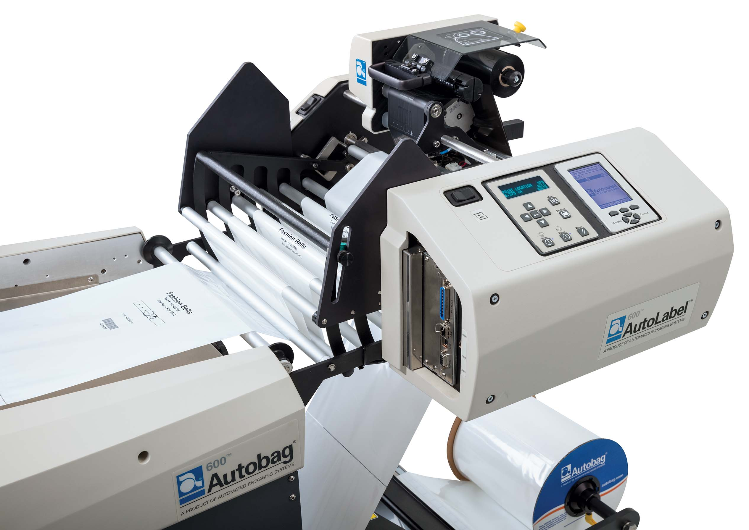 AutoLabel 600 Wide Thermal Transfer Printer