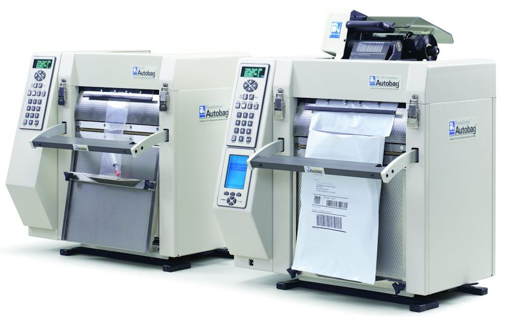 Autobag PaceSetter PS 125 Tabletop Baggers