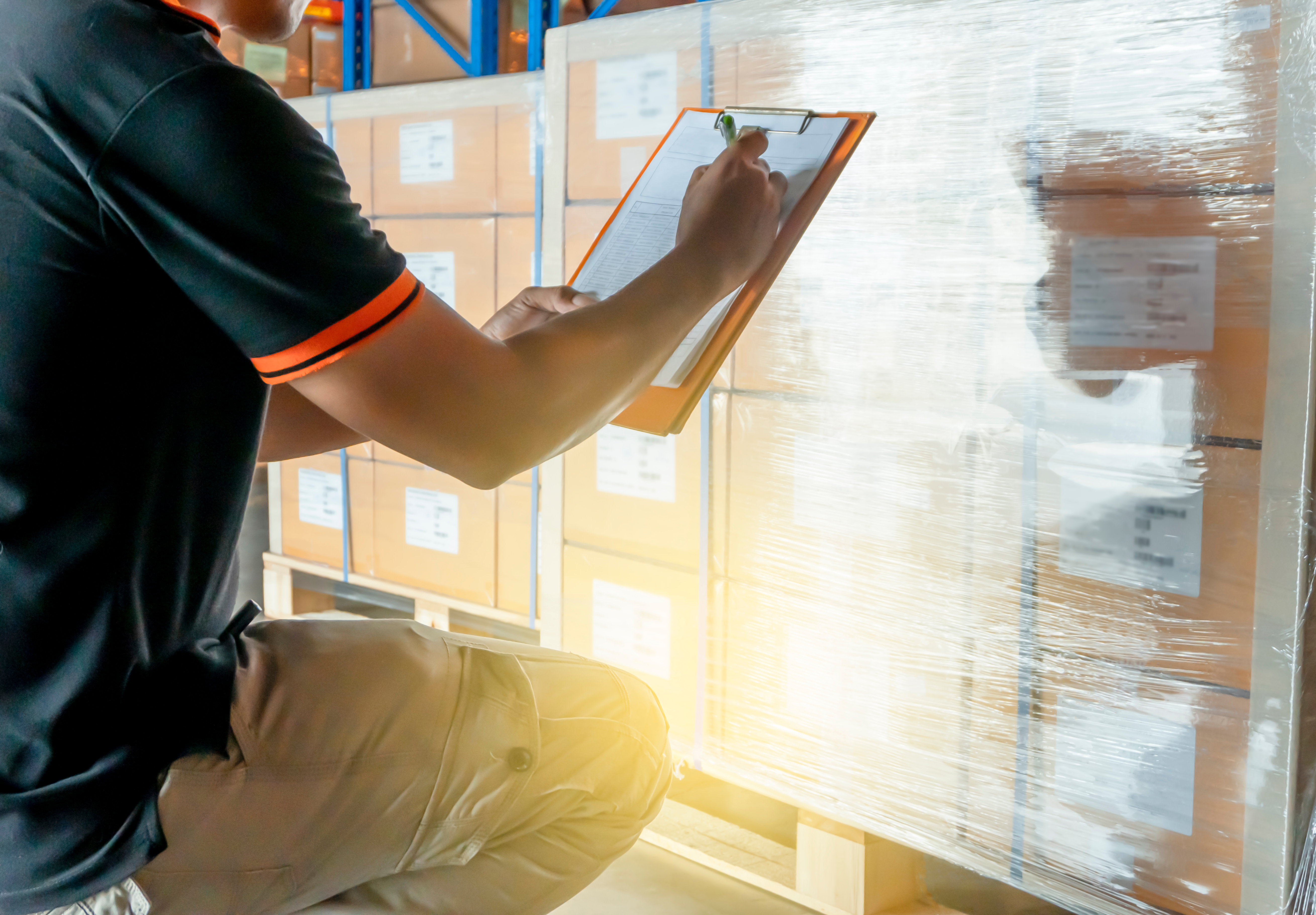 Flexible Packaging Inventory Management Services
